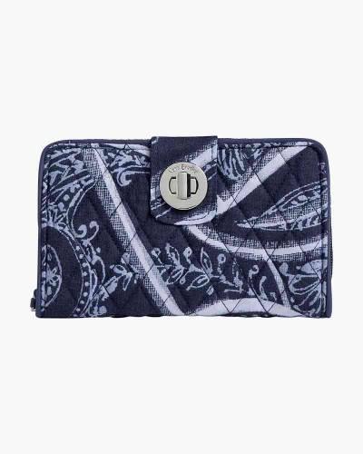 RFID Turnlock Wallet in Indio