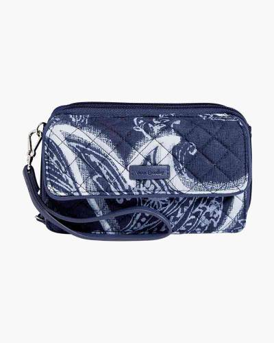 Iconic RFID All in One Crossbody in Indio