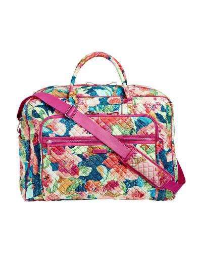 Iconic Grand Weekender Travel Bag in Superbloom