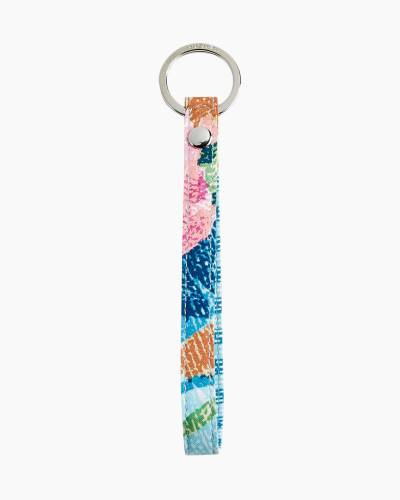 Iconic In the Loop Keychain in Superbloom