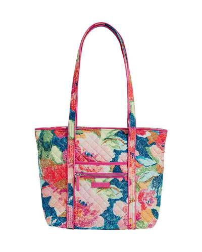 Iconic Small Vera Tote in Superbloom