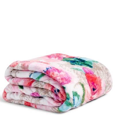 Throw Blanket in Superbloom