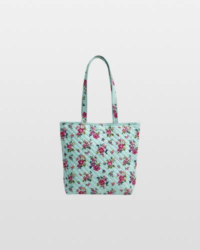Iconic Tote Bag in Water Bouquet