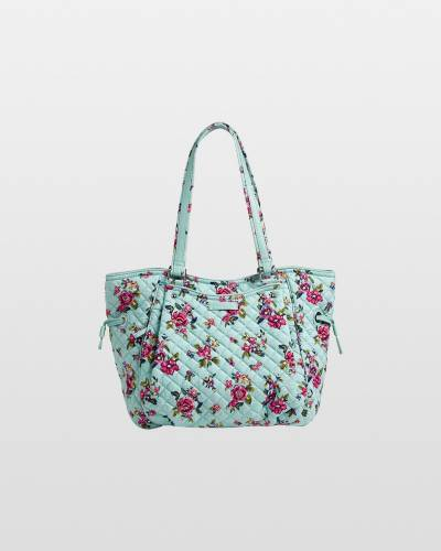 Iconic Glenna Satchel in Water Bouquet