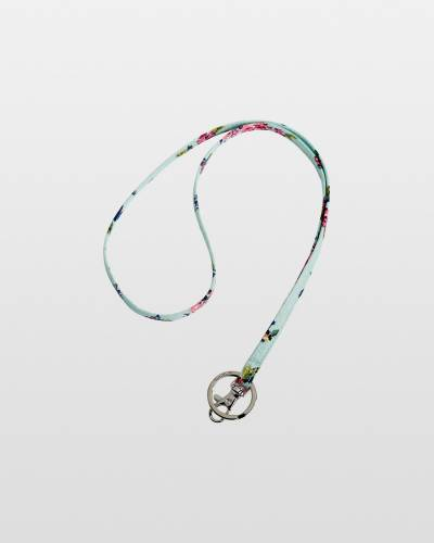 Iconic Lanyard in Water Bouquet