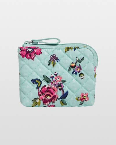 Iconic Coin Purse in Water Bouquet