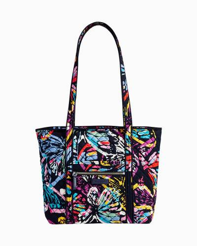 Iconic Small Vera Tote in Butterfly Flutter