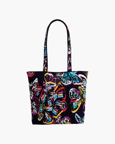 Iconic Tote Bag in Butterfly Flutter