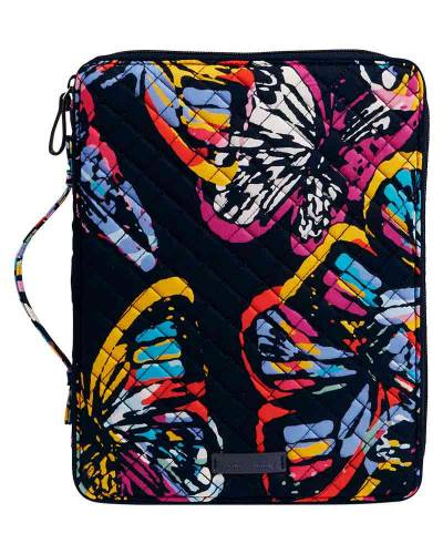 Iconic Tablet Tamer Organizer in Butterfly Flutter