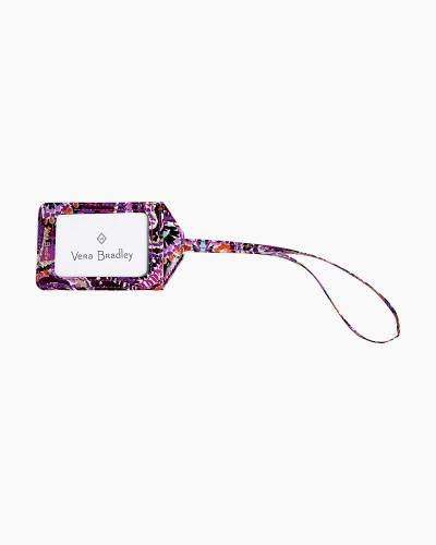 Iconic Luggage Tag in Dream Tapestry