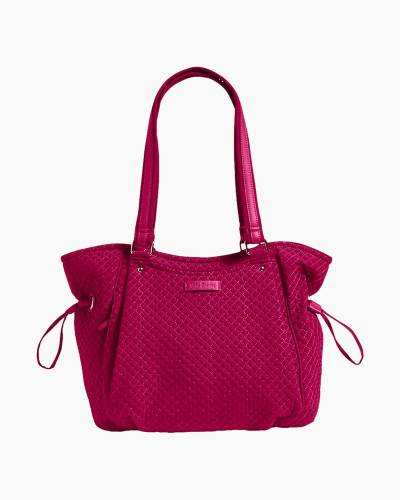 Iconic Glenna Satchel in Passion Pink