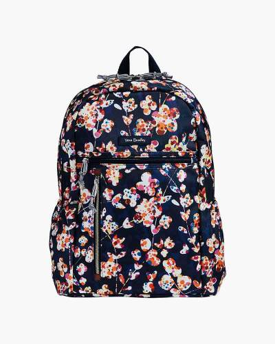 Lighten Up Study Hall Backpack in Cut Vines