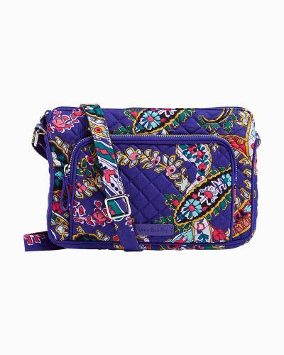 Iconic RFID Little Hipster in Romantic Paisley