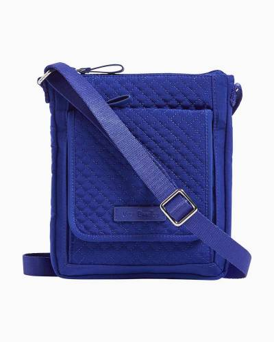 Iconic RFID Mini Hipster in Gage Blue