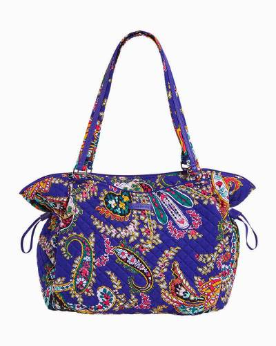 Iconic Glenna Tote in Romantic Paisley