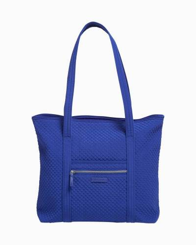 Iconic Vera Tote in Gage Blue