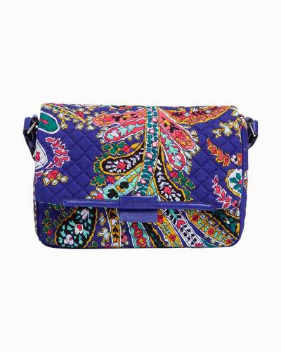 Iconic Shoulder Bag in Romantic Paisley
