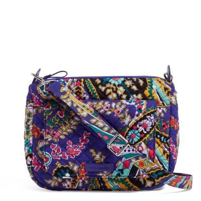 Carson Mini Shoulder Bag in Romantic Paisley