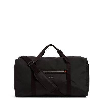 Lighten Up Large Travel Duffel in Black