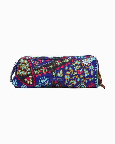 Lighten Up Frame Pencil Case in Petite Paisley