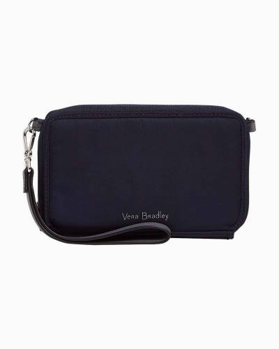 Midtown RFID All in One Crossbody in Midtown Classic Navy