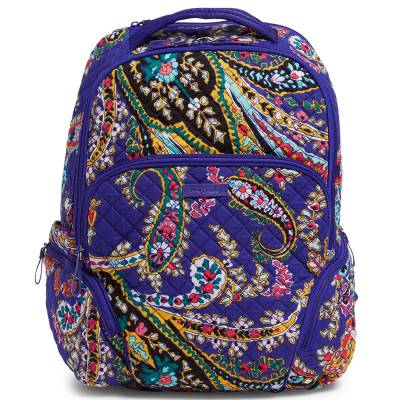 Iconic Backpack in Romantic Paisley