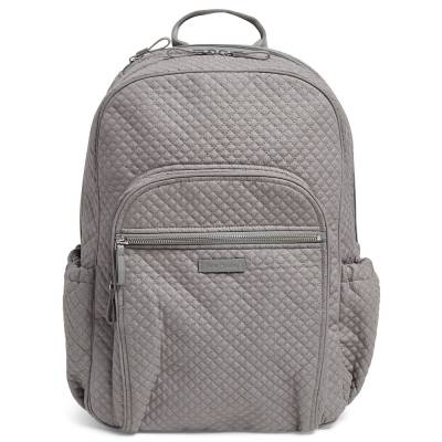 Iconic Campus Backpack in Denim Gray