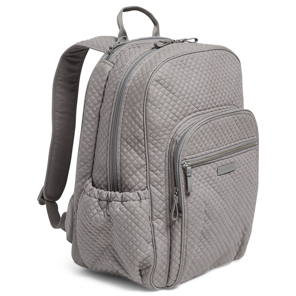 d07dd10b0e4a Iconic Campus Backpack in Denim Gray Alternate View