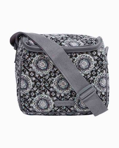Iconic Stay Cooler in Charcoal Medallion