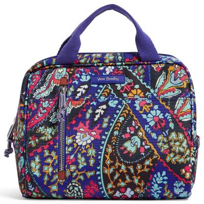 Lunch Cooler in Petite Paisley