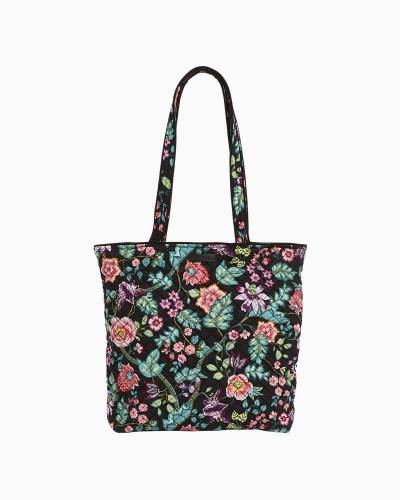 Iconic Tote Bag in Vines Floral