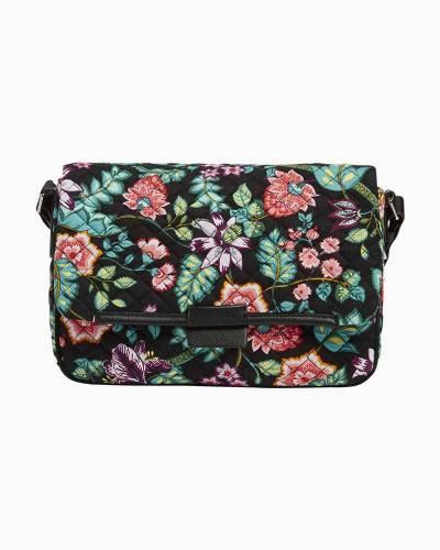 Iconic Shoulder Bag in Vines Floral