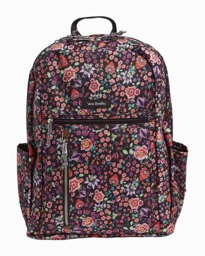 Lighten Up Grand Backpack in Petite Paisley