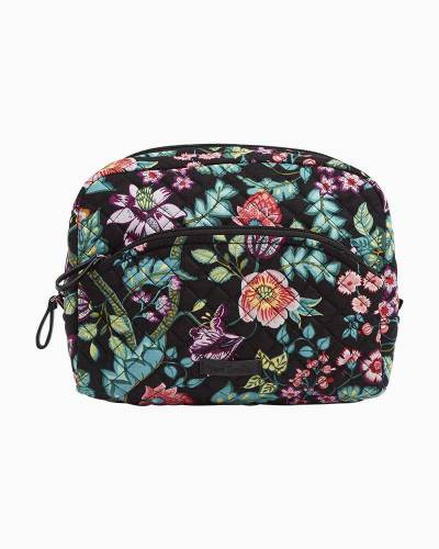 Iconic Large Cosmetic in Vines Floral