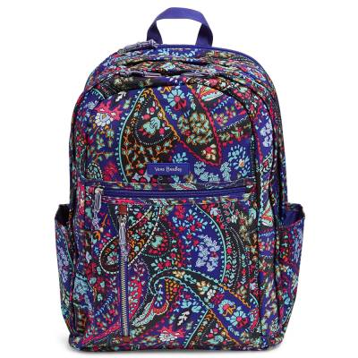 Lighten Up Grand Backpack in Petite Paisley