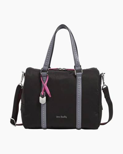 Midtown Satchel in Midtown Black