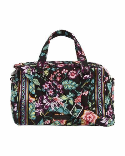 Iconic 100 Handbag in Vines Floral