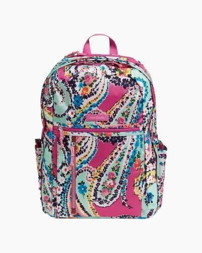 Lighten Up Grand Backpack in Wildflower Paisley