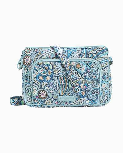 Iconic RFID Little Hipster in Daisy Dot Paisley