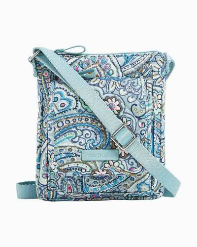 Iconic RFID Mini Hipster in Daisy Dot Paisley