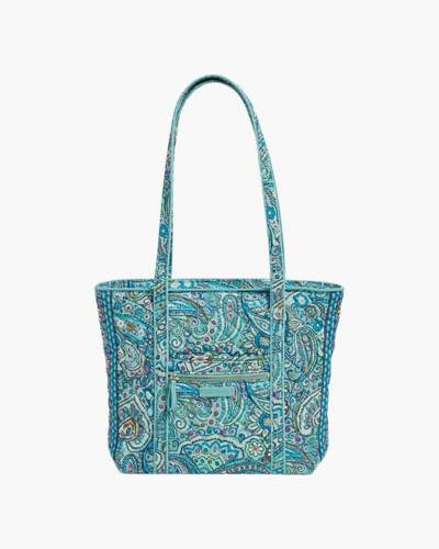Iconic Small Vera Tote in Daisy Dot Paisley