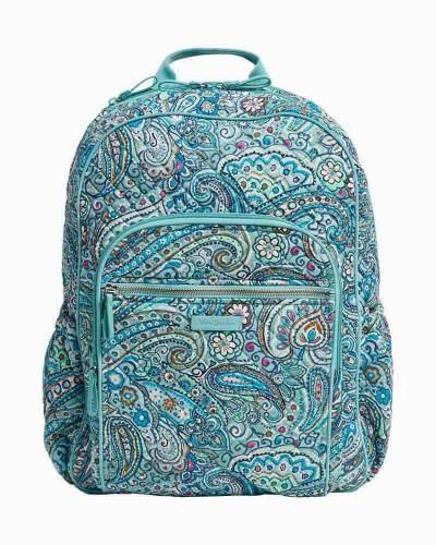 Iconic Campus Backpack in Daisy Dot Paisley