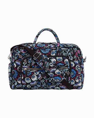 Iconic Compact Weekender Travel Bag in Bramble