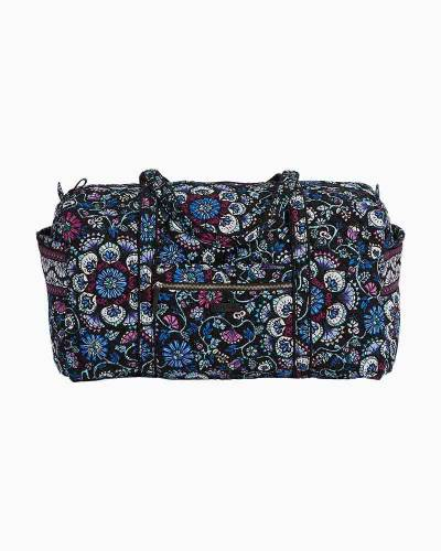 Iconic Large Travel Duffel in Bramble