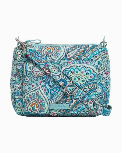 Carson Mini Shoulder Bag in Daisy Dot Paisley