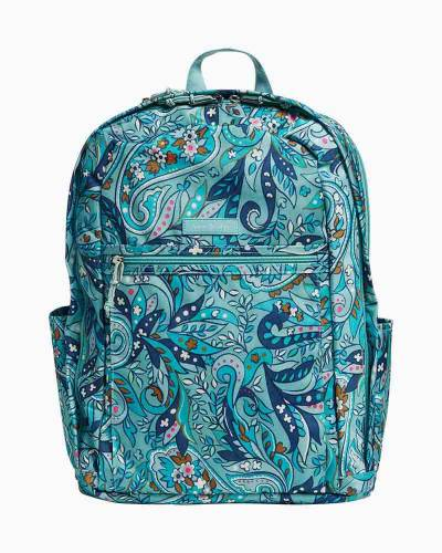 Lighten Up Grand Backpack in Daisy Paisley