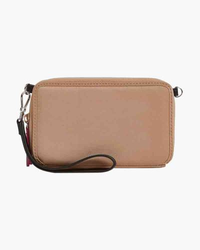 Midtown RFID All in One Crossbody in Khaki