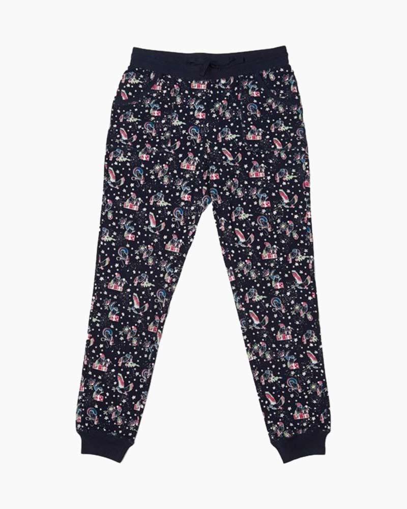 8b9b59a459 Vera Bradley Pajama Pants in Holiday Owls