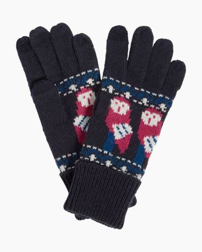 Cozy Gloves in Night Owls