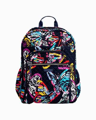 Iconic XL Campus Backpack in Butterfly Flutter